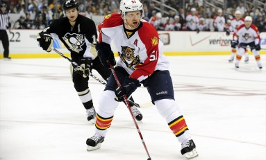 Q & A with Brian Campbell of the Florida Panthers