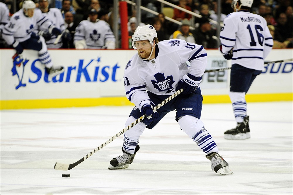 Phil Kessel Maple Leafs