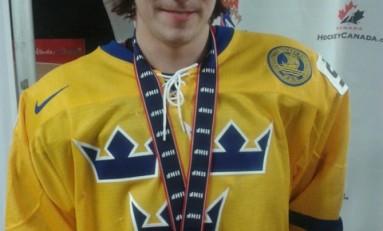 A Scandinavian Showcase For Gold at World Juniors