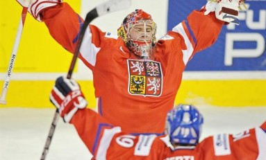 Wings at the World Cup: Marchenko and Mrazek