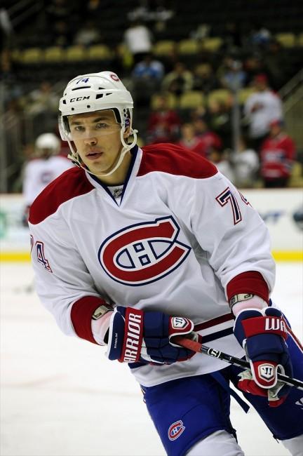Alexei Emelin Canadiens