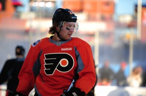Winter Classic, Claude Giroux, Philadelphia Flyers, NHL, Hockey, Hart Trophy