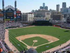 winterclassic at Comerica Park