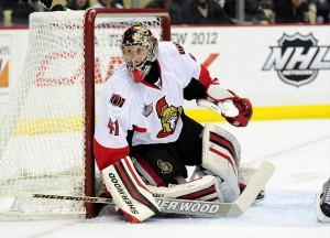 Craig Anderson will be the most important for the Senators in the playoffs (Jeanine Leech/Icon SMI)
