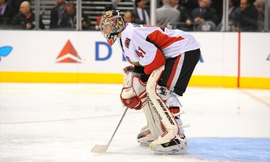 Anderson's Return Solidifies Senators' Crease