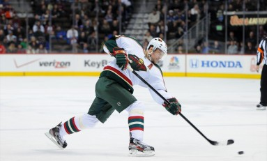 Off season? Not for the Minnesota Wild.