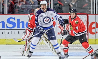 Dustin Byfuglien's Return Pays Early Dividends For Jets