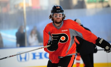 Scott Hartnell Snubbed of All-Star Selection