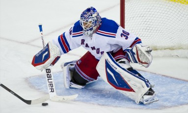 Henrik Lundqvist Is the Heart of the Rangers, But Is He Also the Hart of the NHL?