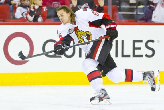 Erik Karlsson, Ottawa Senators