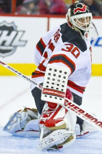 Martin Brodeur one more year