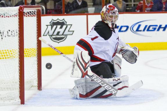Johan Hedberg, Moose, New Jersey Devils