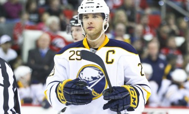 Get To Know Sabres' Captain, Jason Pominville