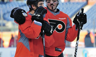2012 Winter Classic: Flyers Lose Heartbreaker to Rangers 3-2