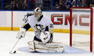 Is this Marc-Andre Fleury's Final Season With the Penguins?