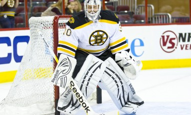 Regular Season Rest Is An Important Part Of A Goalie's Playoff Performance