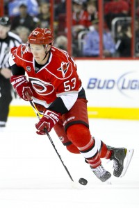 The Hurricanes need Jeff Skinner to score goals.