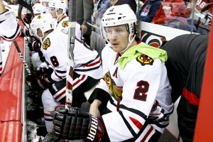 Chicago Blackhawk Duncan Keith - Photo By Andy Martin Jr