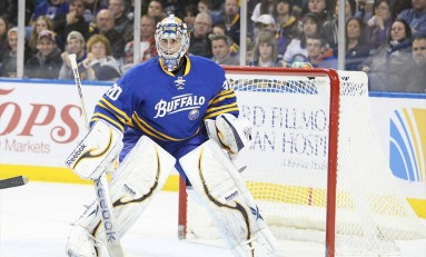 The Pros And Cons Of Ryan Miller Getting More Starts
