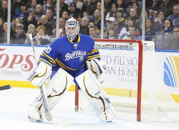 Ryan Miller  Winningest U.S.-Born Goalie 35d0550bb