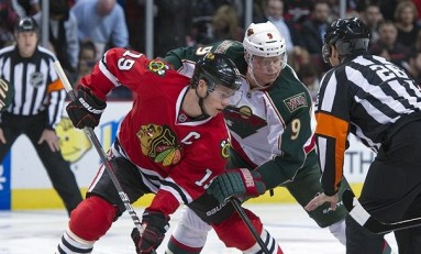 Series Preview, Chicago Blackhawks and Minnesota Wild