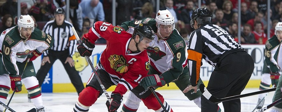 blackhawks_wild Toews Koivu