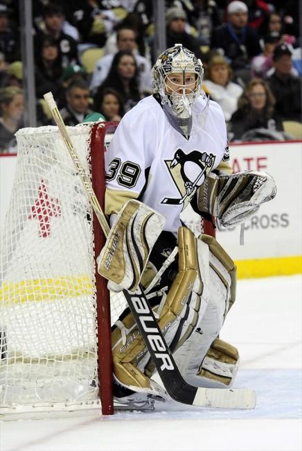 Brad Thiessen Penguins