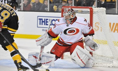 Cam Ward Is Stepping Up His Game