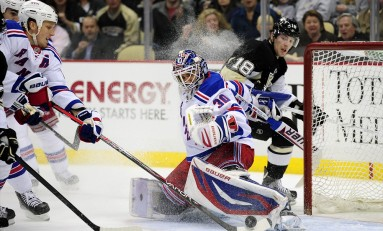 Henrik Lundqvist: Why the Rangers Goalie Deserves to Win the Vezina