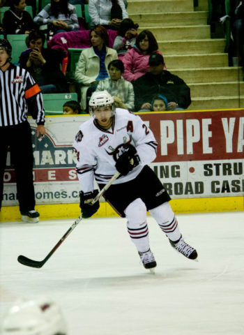 Red Deer Rebels Matt Dumba