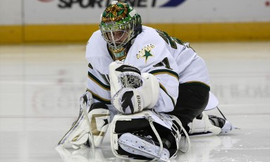 Stars Sign Swedish Goalie; Updated Outlook In Net