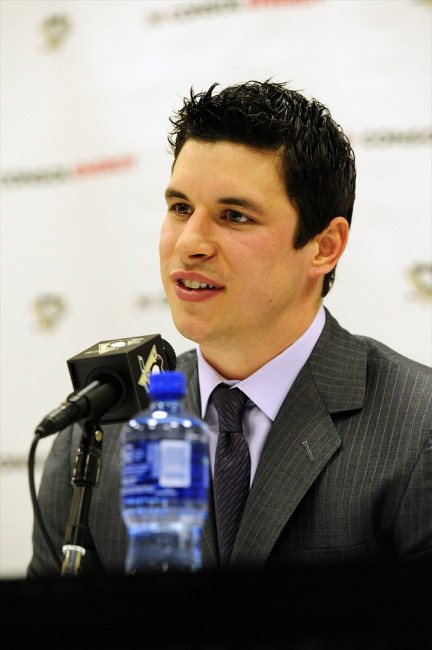 Sidney Crosby Press Conference