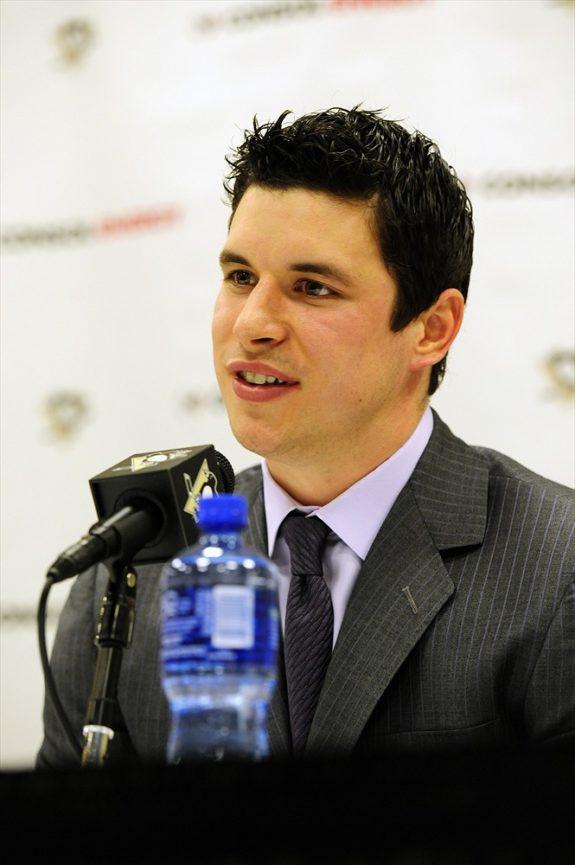 Sidney Crosby Press Conference