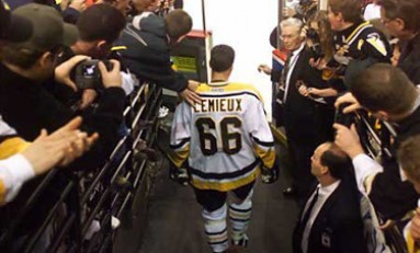 Mario Lemieux: The Triumphant Return from Retirement
