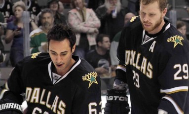 Dallas Stars Implode, Lose Final Five Games