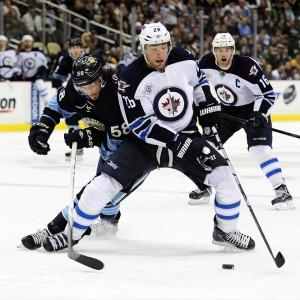 Blake Wheeler, Winnipeg Jets, NHL, Milestones