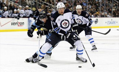 "Countdown to Puck Drop — Day 38 — Jets' 2011-12 ""Extra Large"" Roster"