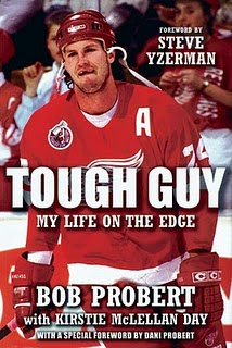 Bob Probert Tough guy