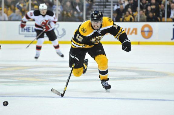 Brian Rolston Boston Bruins