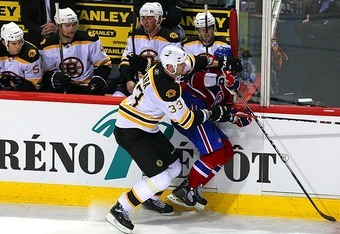 Respecting the game and its players should be part of old-time hockey, but sadly isn't. (photo courtesy of SI.com)