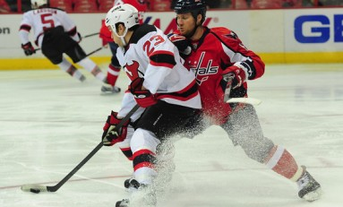 Capitals Continue to Fail to Take Advantage of Playoff Situation