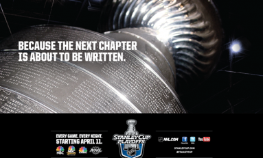 """Because It's The Cup"" - The NHL's New Marketing Campaign"