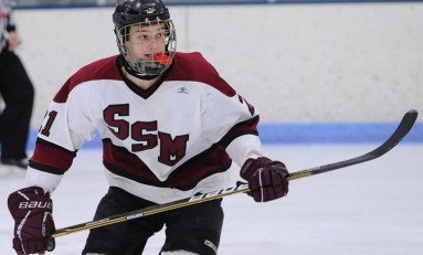 Penguins Sign Teddy Blueger to Entry-Level Contract
