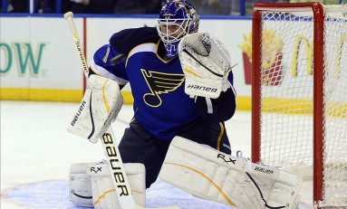 Blues Re-sign Brian Elliott in Backwards, Circular Logic Move