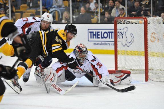 Johnny Boychuk Bruins