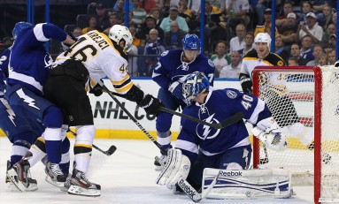 Lightning Return Dustin Tokarski to Norfolk