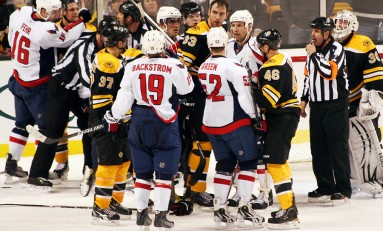 Boston Bruins' Anemic Attack Cause for Concern versus Caps