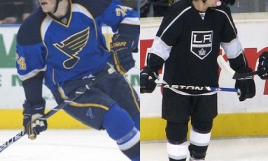 NHL Playoff Preview: St. Louis Blues vs Los Angeles Kings