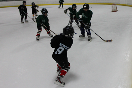 Youth Hockey is important to our sport and domestic violence awareness needs to be taught