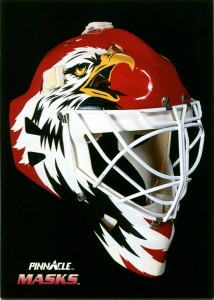 Ed Belfour's Goalie Mask